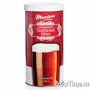 Набор Muntons Traditional Bitter 1,8 кг.